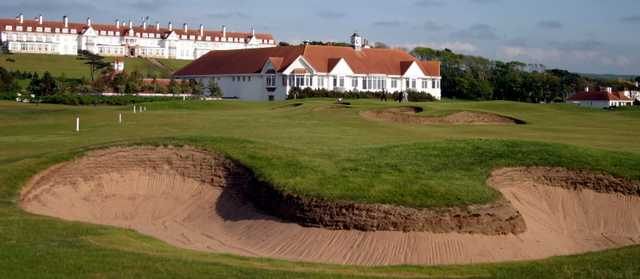 Trump Turnberry - King Robert the Bruce Course in ...