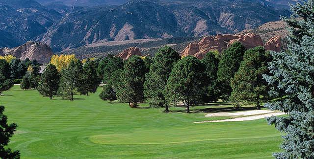 Garden of the Gods Club - South Course in Colorado Springs, Colorado ...