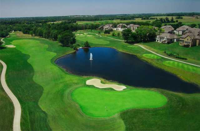 Shoal creek golf course in kansas city missouri usa for Shoal creek