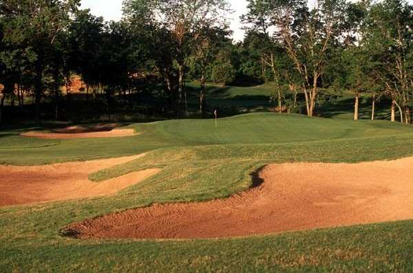 Shoal Creek Kansas City Missouri Golf Course