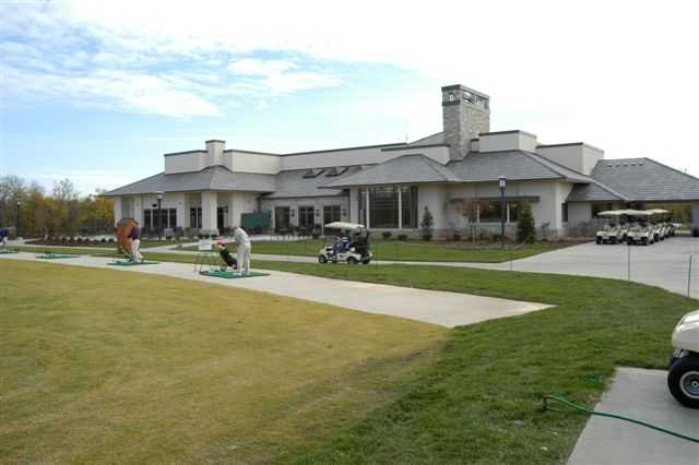 Shoal Creek Golf Course In Kansas City Missouri Usa