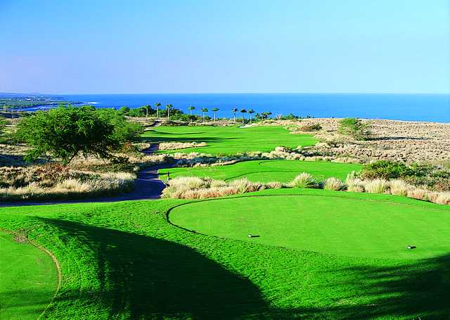 Hapuna Golf Course Big Island