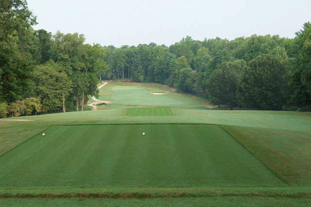 Forsyth Country Club In Winston Salem North Carolina Usa