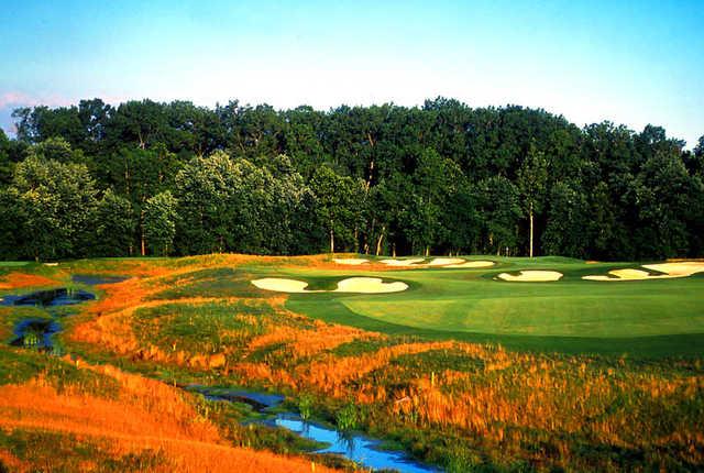 Prairie View Golf Club In Carmel, Indiana, USA