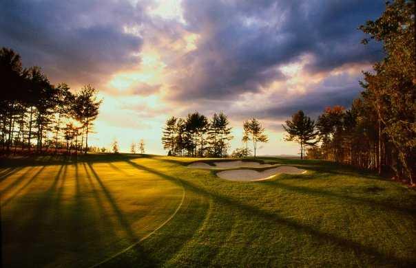International Golf Club Oaks Course In Bolton
