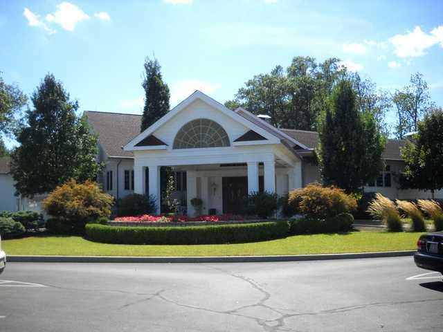 Clovernook Country Club In Cincinnati Ohio Usa Golf