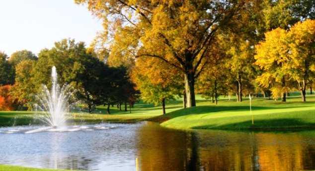 Kendale At Kenwood Country Club In Cincinnati Ohio Usa