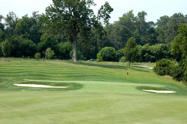 Houston Oaks Golf Course In Paris Kentucky Usa Golf