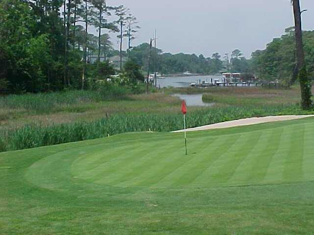 Golf Instruction Virginia Beach