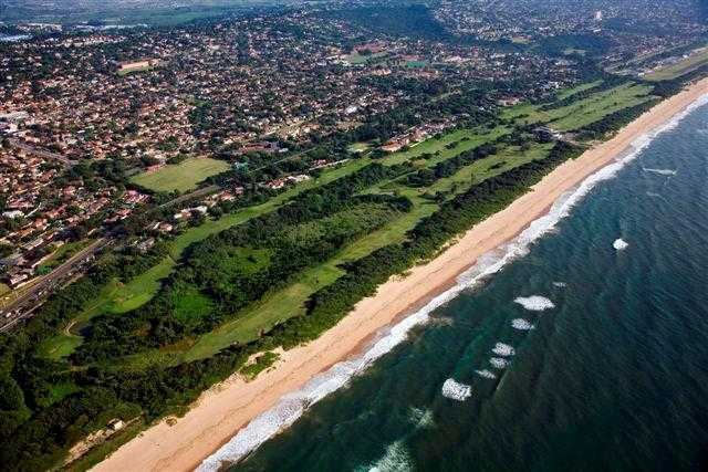 The Durban Country Club: The Beachwood Course In Durban