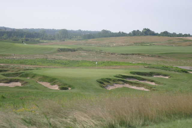 Erin Hills Golf Course in Erin Wisconsin USA Golf Advisor