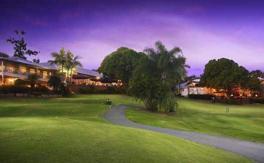 st lucia golf links in st lucia queensland australia. Black Bedroom Furniture Sets. Home Design Ideas