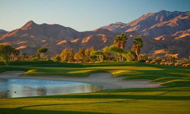 Escena Golf Club In Palm Springs California Usa Golf