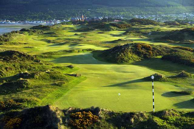 Royal county down golf club championship course in for Royal county down