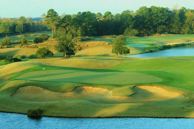 Barefoot Resort Amp Golf Fazio Course In North Myrtle