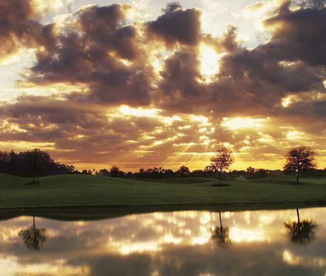 Harmony Golf Preserve In Florida USA