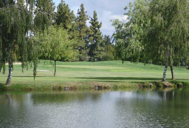 San Jose Municipal Golf Course in San Jose California USA  Golf