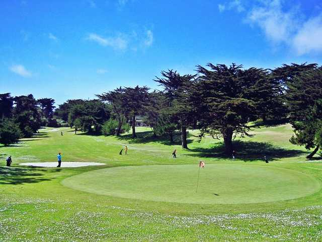 Image Result For Golf Courses Near San Francisco