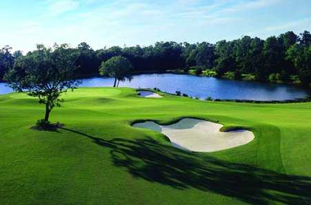 Ritz Carlton Members Golf Club In Bradenton Florida Usa