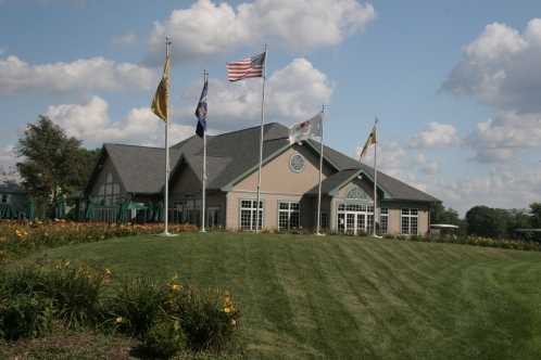 University Park Golf Club In Richton Illinois USA
