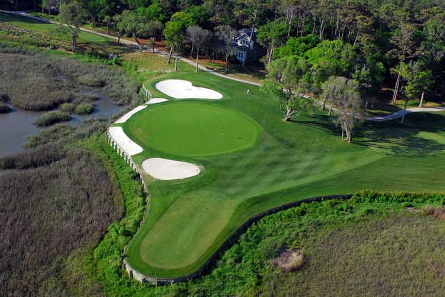 Tidewater Golf Club In North Myrtle Beach South Carolina