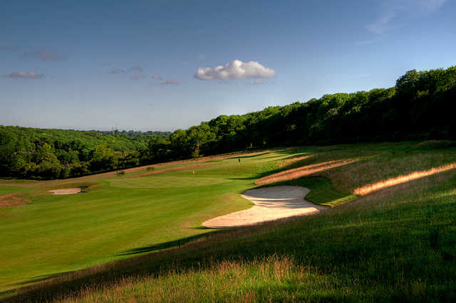 Farleigh Golf Club Yellow Course In Farleigh Tandridge