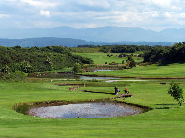 Storws Wen Golf Club in Brynteg, Isle of Anglesey, Wales | Golf ...