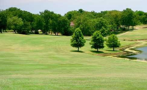 +. A view from tee #18 at Tanglewood Resort Hotel and Conference Center ...