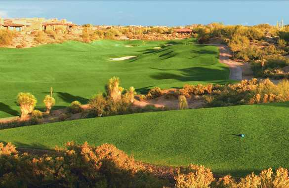Renegade Course at Desert Mountain Golf Club in Scottsdale ...