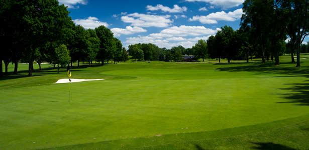 barton hills cc ann arbor michigan golf course information and reviews. Black Bedroom Furniture Sets. Home Design Ideas