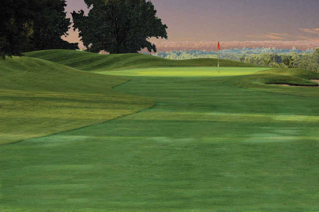 painted hills golf club in kansas city kansas usa golf