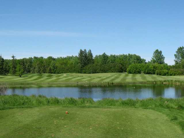 . Nursery Golf and Country Club in Lacombe  Alberta  Canada   Golf