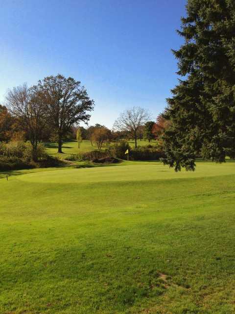 Rhode Island Private Golf Courses