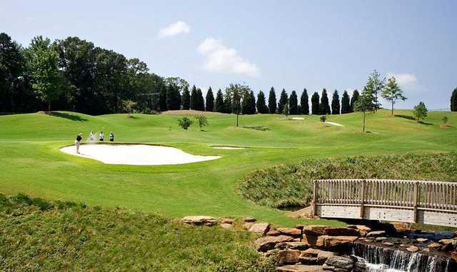 Rock Barn Golf And Spa Jones Course In Conover North