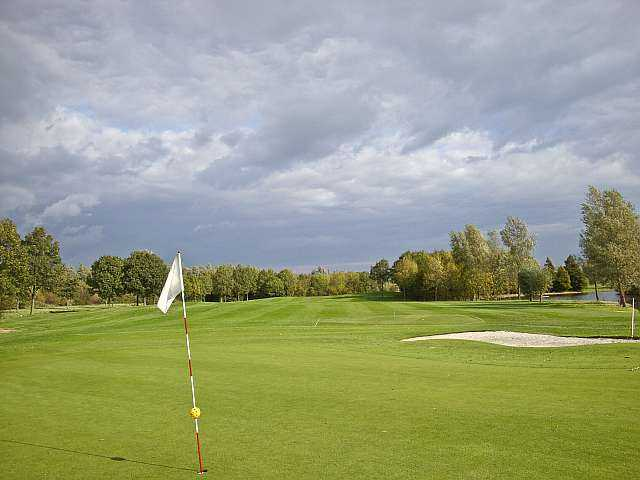 Kagerzoom Golf Club in Warmond, South Holland, Netherlands ... Golf Kagerzoom
