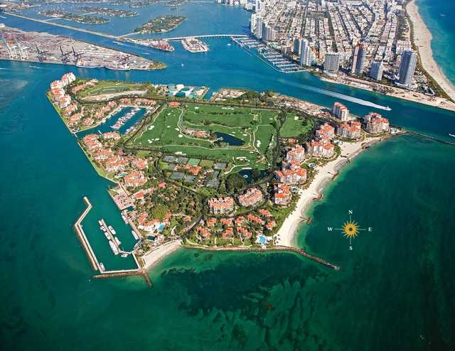 Fisher Island Dr  Fisher Island Fl