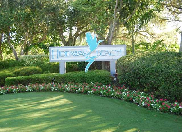 Hideaway Beach Golf Course In Marco