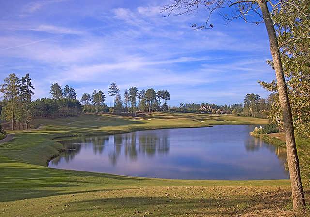 Laurel springs golf club in suwanee georgia usa golf for Laurel springs