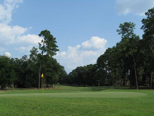 Panorama Golf Club - Thunderbird Course in Conroe, Texas ...