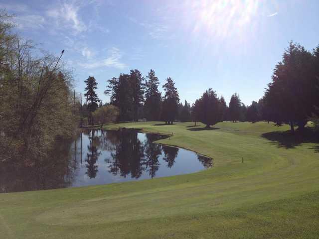 Rolling Hills Golf Course in Bremerton, Washington, USA ...