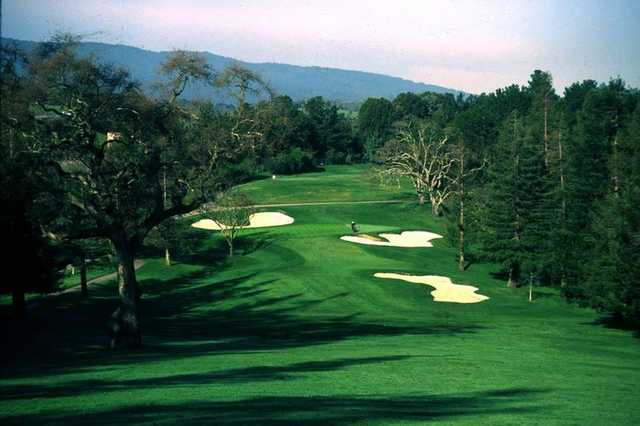 Sharon Heights Golf Amp Country Club In Menlo Park