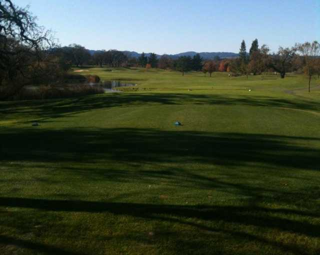 Windsor Golf Club In California USA