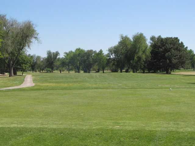 Carey Park Golf Course In Hutchinson Kansas USA