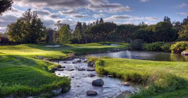 Big Canyon Golf Course Newport Beach