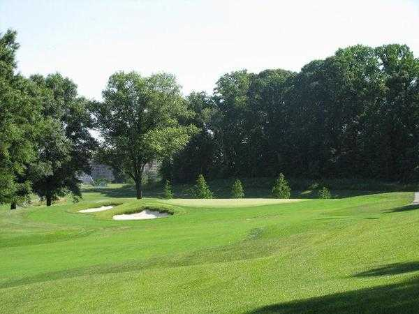 Army Navy Country Club - Arlington - White/Blue Course in ...