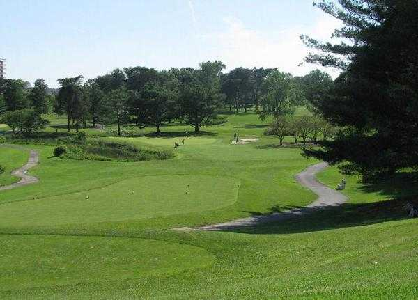 Army Navy Country Club - Arlington - Blue/Red Course in ...