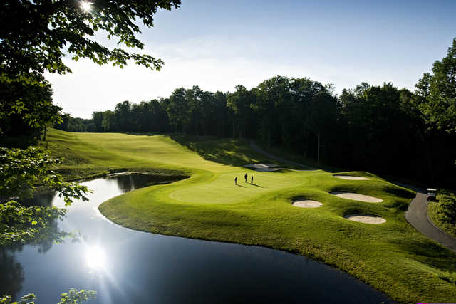best service 3a063 5deed The Cedar River at Shanty Creek in Bellaire, Michigan, USA   Golf ...