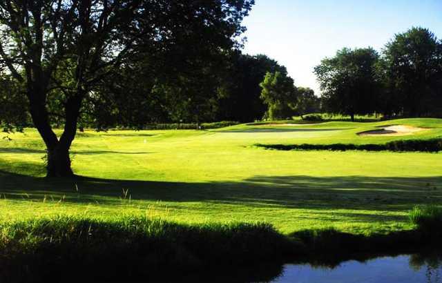 The Downs At Cedar Creek Woodstock Ontario Golf Course