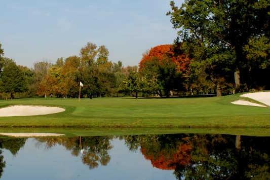 Knollwood Club In Lake Forest Illinois Usa Golf Advisor