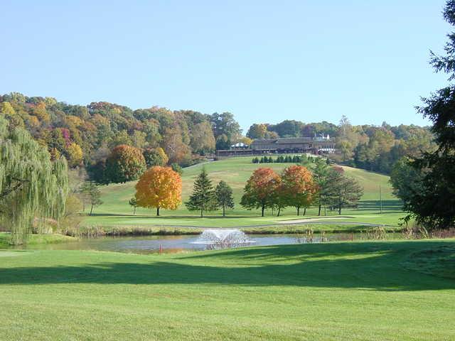 redwhite  hunt valley country club  hunt valley maryland usa golf advisor